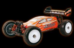 Df Models Speed Fighter Brushless 3201