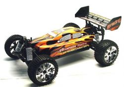 Df Models Hot Fire Brushless 3001