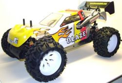 Blaze 1:5 Monster Truggy